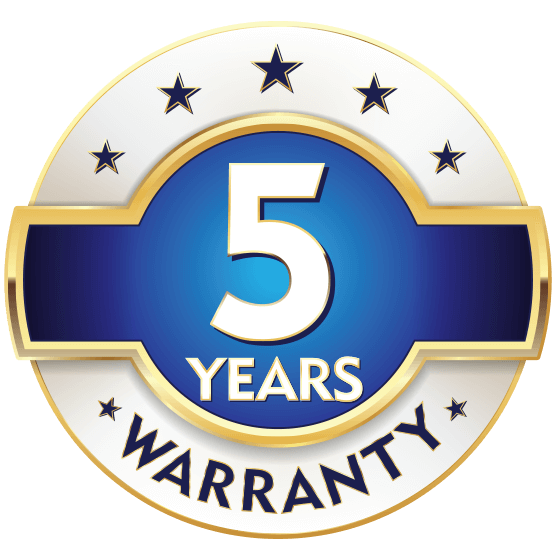 Warranty 5 years allonfourmexico.com
